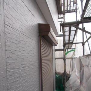 埼玉県さいたま市桜区 Y様邸 屋根塗装・外壁塗装・付帯部塗装 日本ペイント パーフェクトトップ ND-012 (4)