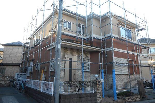 埼玉県さいたま市西区 T様邸 屋根塗装・外壁塗装・付帯部塗装 (23)