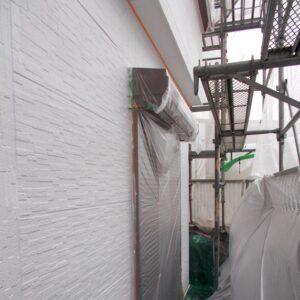 埼玉県さいたま市桜区 Y様邸 屋根塗装・外壁塗装・付帯部塗装 日本ペイント パーフェクトトップ ND-012 (12)