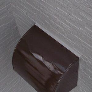 埼玉県さいたま市桜区 Y様邸 屋根塗装・外壁塗装・付帯部塗装 出窓屋根、換気カバー、 シャッターボックス、シャッター塗装 (8)