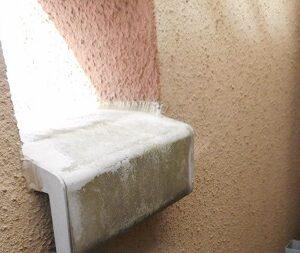 埼玉県さいたま市西区 T様邸 屋根塗装・外壁塗装・付帯部塗装 施工前 劣化症状1 (1)