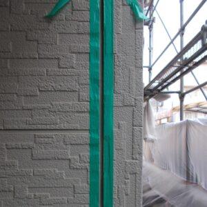 さいたま市桜区 Y様邸 屋根塗装・外壁塗装・付帯部塗装 劣化補修 シーリング(コーキング)工事 (4)