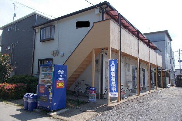 埼玉県さいたま市岩槻区 アパート 屋根塗装・外壁塗装・付帯部塗装 (71)
