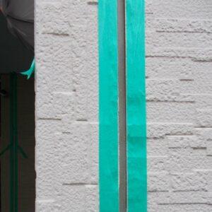 さいたま市桜区 Y様邸 屋根塗装・外壁塗装・付帯部塗装 劣化補修 シーリング(コーキング)工事 (2)