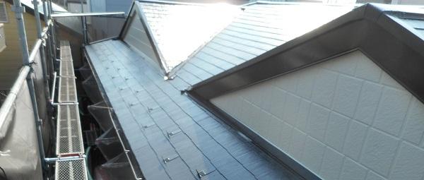 埼玉県さいたま市岩槻区 アパート 屋根塗装・外壁塗装・付帯部塗装 (23)