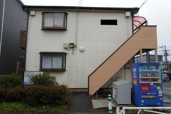 埼玉県さいたま市岩槻区 アパート 屋根塗装・外壁塗装・付帯部塗装 (75)