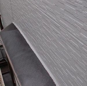 埼玉県さいたま市桜区 Y様邸 屋根塗装・外壁塗装・付帯部塗装 出窓屋根、換気カバー、 シャッターボックス、シャッター塗装 (4)