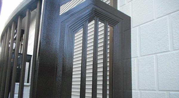 埼玉県さいたま市岩槻区 アパート 屋根塗装・外壁塗装・付帯部塗装 (5)