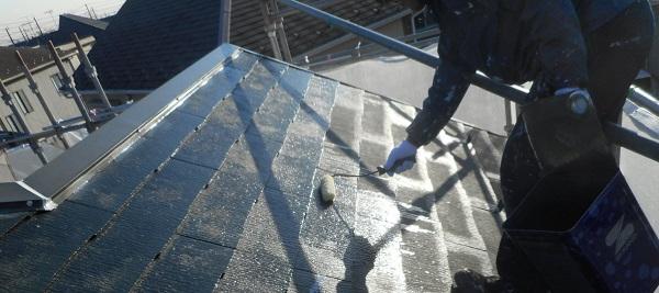 埼玉県さいたま市西区 T様邸 屋根塗装・外壁塗装・付帯部塗装 (3)
