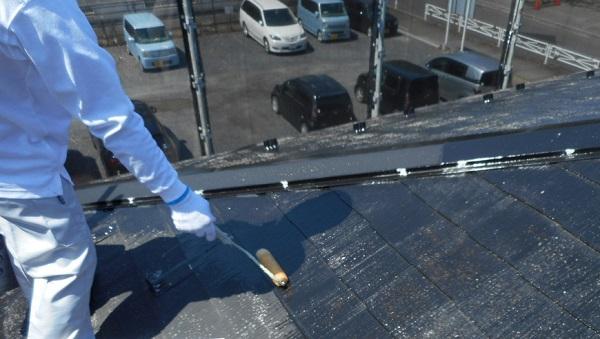 埼玉県さいたま市岩槻区 アパート 屋根塗装・外壁塗装・付帯部塗装 (42)