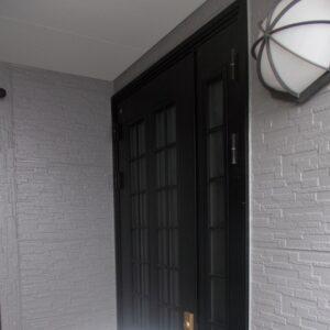 埼玉県さいたま市桜区 Y様邸 屋根塗装・外壁塗装・付帯部塗装 日本ペイント パーフェクトトップ ND-012 (3)