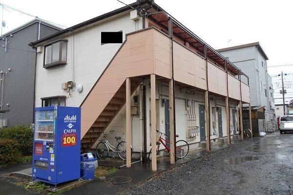 埼玉県さいたま市岩槻区 アパート 屋根塗装・外壁塗装・付帯部塗装 (76)