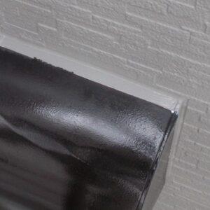 埼玉県さいたま市桜区 Y様邸 屋根塗装・外壁塗装・付帯部塗装 出窓屋根、換気カバー、 シャッターボックス、シャッター塗装 (1)