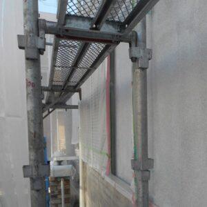 埼玉県さいたま市西区 T様邸 屋根塗装・外壁塗装・付帯部塗装 外壁塗装 日本ペイント パーフェクトトップ ND-370、75-40L (9)