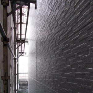 埼玉県さいたま市桜区 Y様邸 屋根塗装・外壁塗装・付帯部塗装 日本ペイント パーフェクトトップ ND-012 (2)