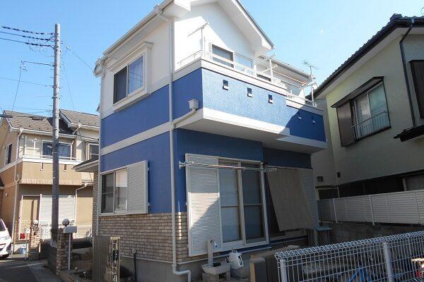 埼玉県さいたま市西区 T様邸 屋根塗装・外壁塗装・付帯部塗装5 (2)