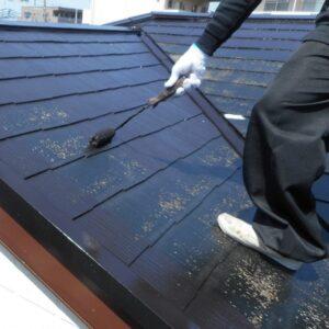 埼玉県さいたま市岩槻区 アパート 屋根塗装・外壁塗装・付帯部塗装 (36)