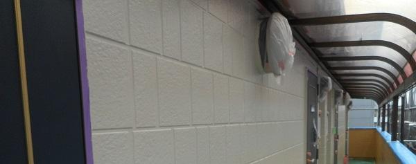 埼玉県さいたま市岩槻区 アパート 屋根塗装・外壁塗装・付帯部塗装 (22)