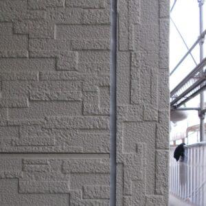 さいたま市桜区 Y様邸 屋根塗装・外壁塗装・付帯部塗装 劣化補修 シーリング(コーキング)工事 (3)