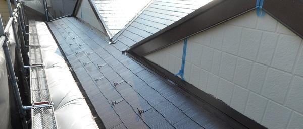 埼玉県さいたま市岩槻区 アパート 屋根塗装・外壁塗装・付帯部塗装 (34)