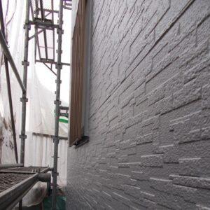 埼玉県さいたま市桜区 Y様邸 屋根塗装・外壁塗装・付帯部塗装 日本ペイント パーフェクトトップ ND-012 (1)