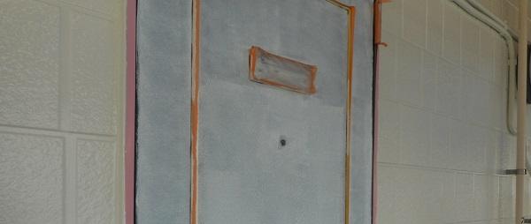 埼玉県さいたま市岩槻区 アパート 屋根塗装・外壁塗装・付帯部塗装 (10)