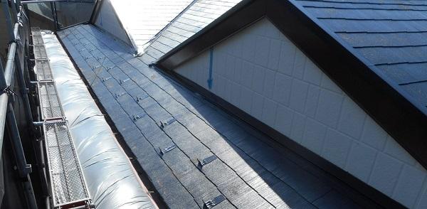 埼玉県さいたま市岩槻区 アパート 屋根塗装・外壁塗装・付帯部塗装 (40)