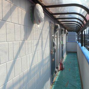 埼玉県さいたま市岩槻区 アパート 屋根塗装・外壁塗装・付帯部塗装 (27)