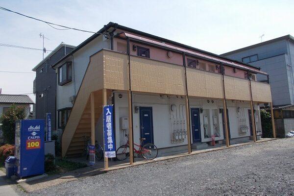 埼玉県さいたま市岩槻区 アパート 屋根塗装・外壁塗装・付帯部塗装 (69)