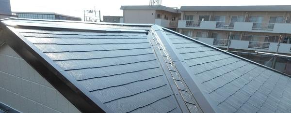 埼玉県さいたま市岩槻区 アパート 屋根塗装・外壁塗装・付帯部塗装 (25)