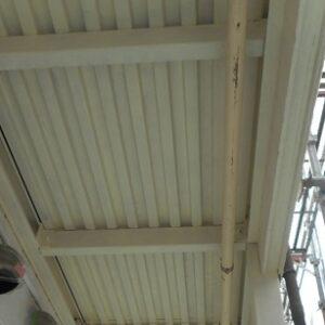埼玉県さいたま市岩槻区 アパート 屋根塗装・外壁塗装・付帯部塗装 (17)