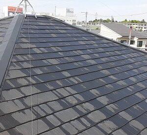 埼玉県さいたま市北区 F様邸 屋根塗装・外壁塗装 下地処理 高圧洗浄をした際の水道料金とは (2)