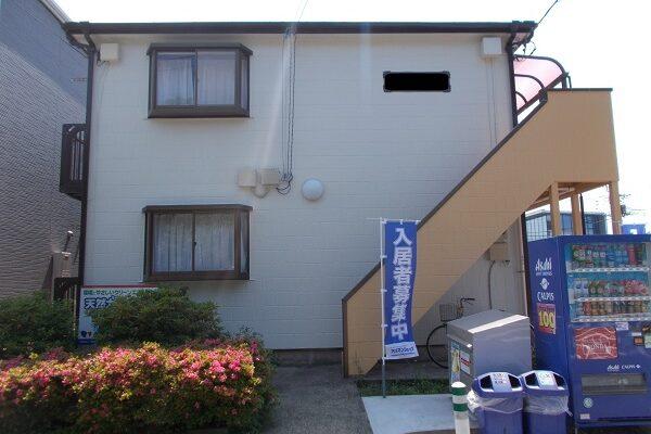 埼玉県さいたま市岩槻区 アパート 屋根塗装・外壁塗装・付帯部塗装 (72)
