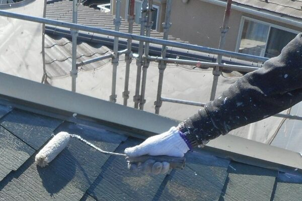 埼玉県さいたま市西区 T様邸 屋根塗装・外壁塗装・付帯部塗装11 (2)