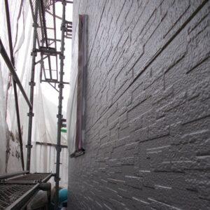 埼玉県さいたま市桜区 Y様邸 屋根塗装・外壁塗装・付帯部塗装 日本ペイント パーフェクトトップ ND-012 (5)