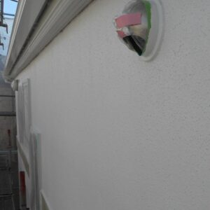 埼玉県さいたま市西区 T様邸 屋根塗装・外壁塗装・付帯部塗装 外壁塗装 日本ペイント パーフェクトトップ ND-370、75-40L (8)