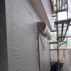 埼玉県さいたま市桜区 Y様邸 屋根塗装・外壁塗装・付帯部塗装 日本ペイント パーフェクトトップ ND-012 (7)