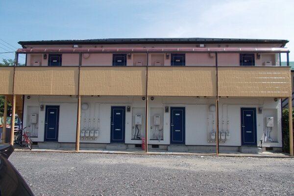 埼玉県さいたま市岩槻区 アパート 屋根塗装・外壁塗装・付帯部塗装 (73)