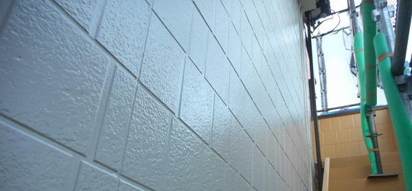埼玉県さいたま市岩槻区 アパート 屋根塗装・外壁塗装・付帯部塗装 (9)