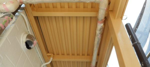 埼玉県さいたま市岩槻区 アパート 屋根塗装・外壁塗装・付帯部塗装 (13)