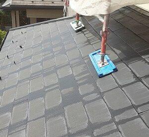 埼玉県さいたま市北区 F様邸 屋根塗装・外壁塗装 下地処理 高圧洗浄をした際の水道料金とは (1)