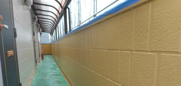 埼玉県さいたま市岩槻区 アパート 屋根塗装・外壁塗装・付帯部塗装 (24)