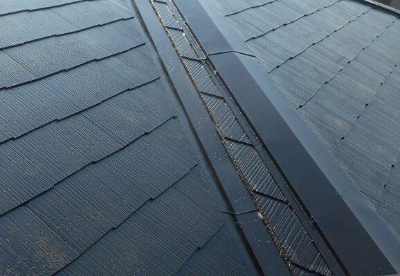 埼玉県さいたま市岩槻区 アパート 屋根塗装・外壁塗装・付帯部塗装 (33)