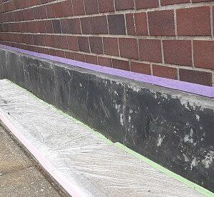 埼玉県さいたま市西区 I様邸 屋根塗装・付帯部塗装 足場設置 土間養生 (1)
