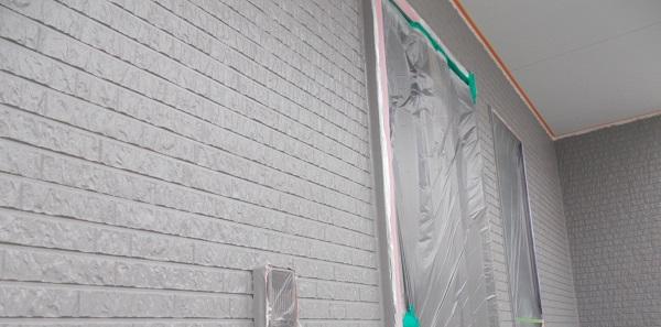 埼玉県さいたま市岩槻区 I様邸 外壁塗装・軒樋交換・テラスポリカ板交換 (28)