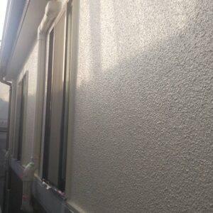 埼玉県さいたま市南区 T様邸 屋根塗装・外壁塗装・付帯部塗装 外壁2階部分の塗装 (1)