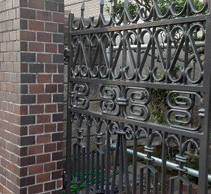 埼玉県さいたま市西区 I様邸 屋根塗装・付帯部塗装 門扉錆び止め、仕上げ塗装 (2)