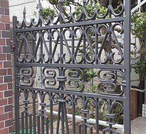 埼玉県さいたま市西区 I様邸 屋根塗装・付帯部塗装 門扉錆び止め、仕上げ塗装 (1)
