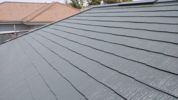 埼玉県さいたま市南区 T様邸 屋根塗装・外壁塗装 化粧スレート屋根 縁切り