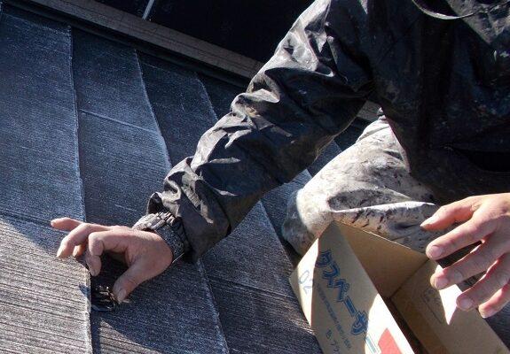 埼玉県越谷市 K様邸 屋根塗装・外壁塗装・防水工事 (62)